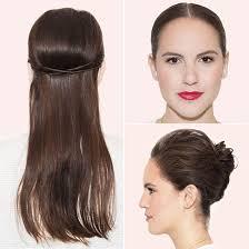 Schnelle Frisuren Lange Lockige Haare by Look In 5 Minuten 6 Notfall Frisuren Für Ungewaschene Haare