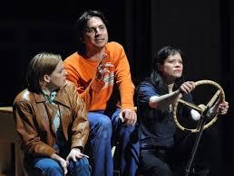 Gaithersburg Arts Barn Theatre Review U0027nunsense A Men U0027 By Rockville Musical Theatre At