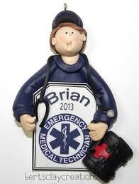 emt paramedic ornament 20 00 via etsy gift ideas