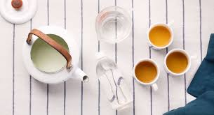 the simplest way to deep clean your tea kettle