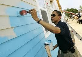 where was obama during katrina u0027 trick question chicago tribune