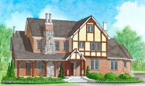 17 unique tudor home design house plans 51867