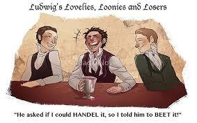 Beethoven Meme - forgetting beethoven meme by magic novels redbubble