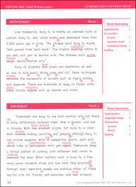 daily paragraph editing grade 7 007594 details rainbow