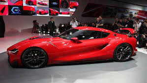 Toyota Ft 1 Engine New Toyota Supra Could Use Bmw Engine Auto Moto Japan Bullet