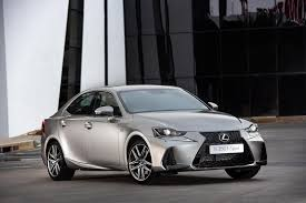 cars lexus 2017 facelifted lexus is 2017 specs and pricing cars co za