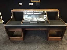 recording studio workstation desk custom recording studio desks built to specification studioracks