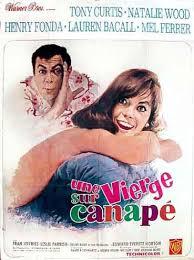 une vierge sur canapé une vierge sur canapé richard quine 1964 encyclo ciné