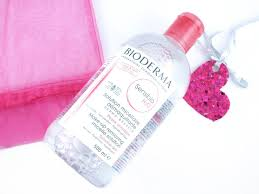 bioderma sensibio h2o makeup removing micelle solution review