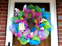easter deco mesh wreaths big s