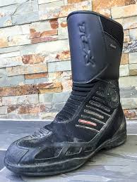 tcx motorcycle boots mo tested tcx touring classic airtech evo gore tex boot review