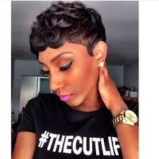 short pressed hairstyles loose pin curls short haircut the cut life t shirt