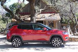 review on jeep compass 2017 jeep compass drive review autotrader