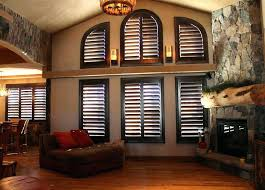 home depot wood shutters interior horizon interior plantation shutters installed on an indoor window