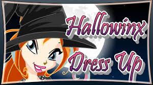 Winx Club Halloween Costumes Winx Club Halloween Costume Dress Dress Game Kids