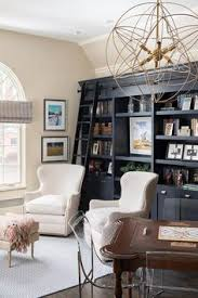 Home Office Bookshelves by A Home Office Like This Would Definitely Make Work Days Better