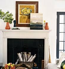 Fireplace Decorating Best 25 Empty Fireplace Ideas Ideas On Pinterest Decorative
