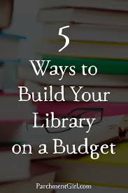 5 Ways To Build Your by 5 Ways To Build Your Home Library On A Budget The O U0027jays