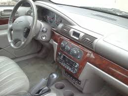 2004 Chrysler Sebring Convertible Interior Chrysler Sebring 2002 Interior Image 326