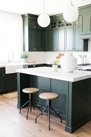 Dark Green Kitchen Cabinets 102 Best Green Kitchen Images On Pinterest Green Kitchen