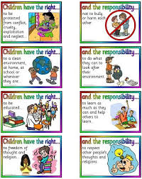 best 25 children s rights and responsibilities ideas on