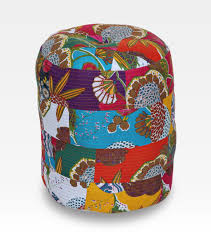 Pouf Etnico by Pouf Indiano Patchwork Cotone Cod 0020 0304 Anthaus It