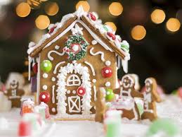 christmas gingerbread house christmas recipes and traditions whats4eats