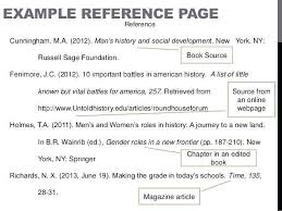 how to make a reference page for a resume hitecauto us