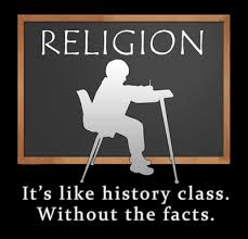 religion it s like history class without the facts born again pagan