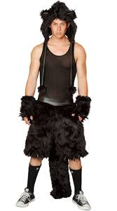 Mens Swat Halloween Costume Mens Black Cat Costume Mens Cat Costume Cat Halloween Costume