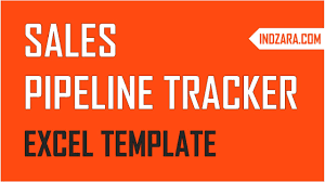 Sales Tracking Excel Template How To Manage Sales Pipeline Free Sales Pipeline Tracker