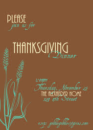 thanksgiving invite wording free printable invitation design