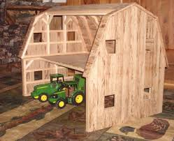 how to build toy barns wooden toy barn by wild cat hollow