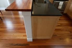 modern kitchen countertop materials flooring new wooden bar tops with accessories and furniture