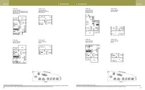 Bugis Junction Floor Plan floor plans u2013 the glades condo
