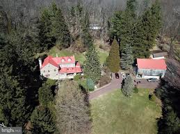 house with separate guest house historic pottstown farm has separate guest house 16 wooded acres