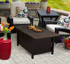 Hd Designs Patio Furniture by Coffee Tables Beautiful Outdoor Propane Fire Pit Coffee Table