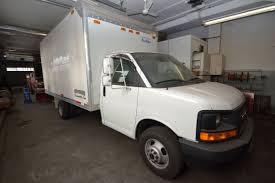 Ford F350 Service Truck - 2005 gmc savana 3500 standard cab single axle cutaway box truck