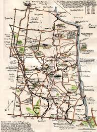 Maps Of Pa Local Antique Maps Lower Merion Historical Society