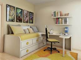 Storage Ideas Small Apartment Impressive Small Apartment Bedroom Storage Ideas Interior Inside