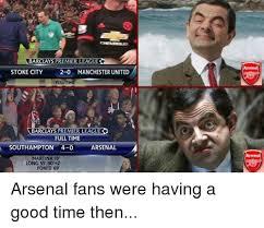 English Premier League Memes - barclays premier league stoke city 2 0 manchester united full time