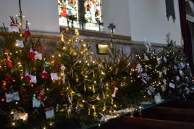 custom transcribed christmas tree festivals in search of