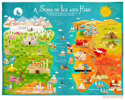 7 kingdoms map a of thrones visual map songs and gaming