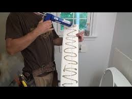 Veranda Vinyl Wainscot How To Pvc Wainscotting Installation Youtube