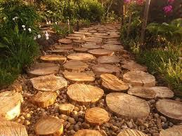 Backyard Walkway Designs - 22 ideas for mixing materials to create beautiful yard landscaping