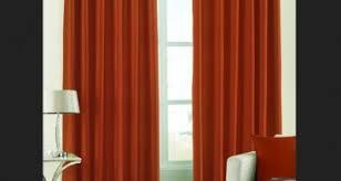 Rust Colored Curtains Built In Entertainment Center Diy 37820 Decor Ideas