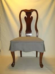 Dining Room Chair Slipcovers Ikea Diy Dining Chair Slipcovers From A Tablecloth Seat Slipcover