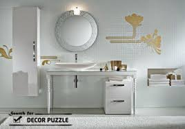 white contemporary dressing table modern dressing table with mirror