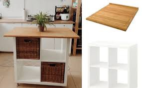 build kitchen island ikea cabinets 100 for a diy kitchen island with this genius ikea hack
