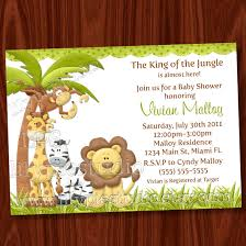 jungle baby shower ideas new jungle theme baby shower invitations as an ideas about